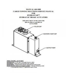 Hydrastar-Service-Manual